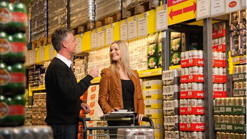 Kryssning med shopping i Tyskland