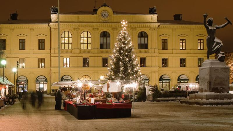 Jul i Karlstad